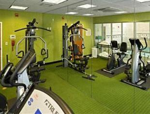 Fairfield Inn and Suites By Marriott Augusta Augusta (ME) - Fitness Room