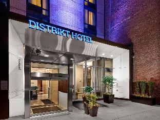 Distrikt Hotel New York City , New York (NY)