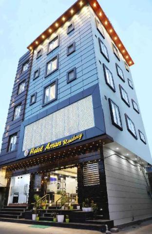 HOTEL AMAN RESIDENCY AMRITSAR Амритсар