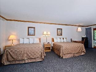 Best PayPal Hotel in ➦ Tomahawk (WI): Rodeway Inn and Suites Tomahawk