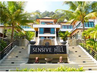 Sensive Hill Hotel Phuket - Intrare