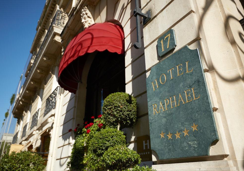 Hotel Raphael Paris France Hotels Hotel Reservations For Hotels
