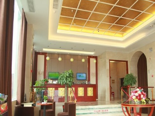GreenTree Inn Haozhou Xiyi Avenue Beichen Business Hotel