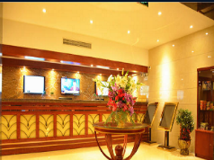 GreenTree Inn Taizhou Xinghua Zhangguo Bus Station Express Hotel, Taizhou (Jiangsu)