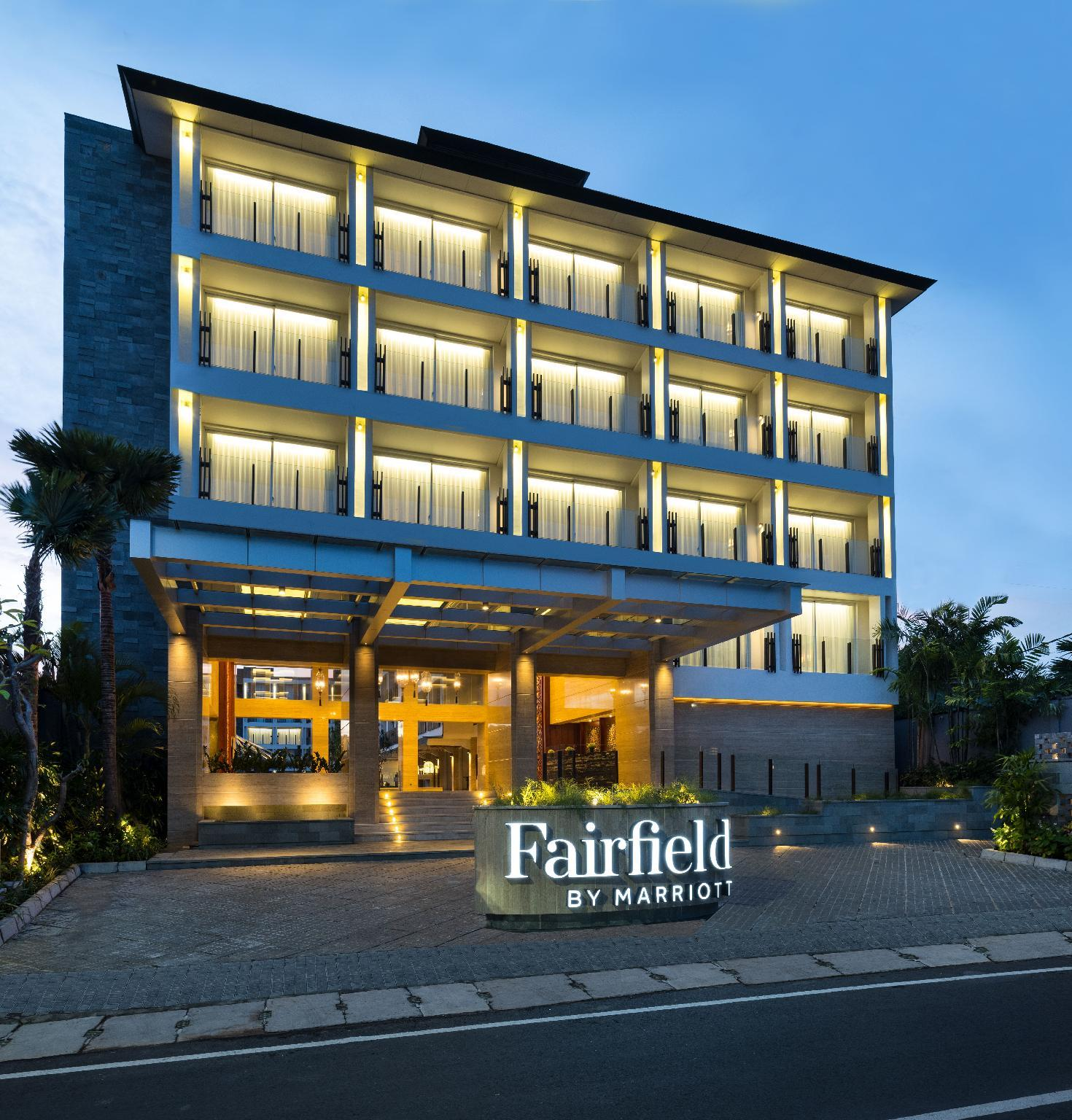 Fairfield by Marriott Bali Legian