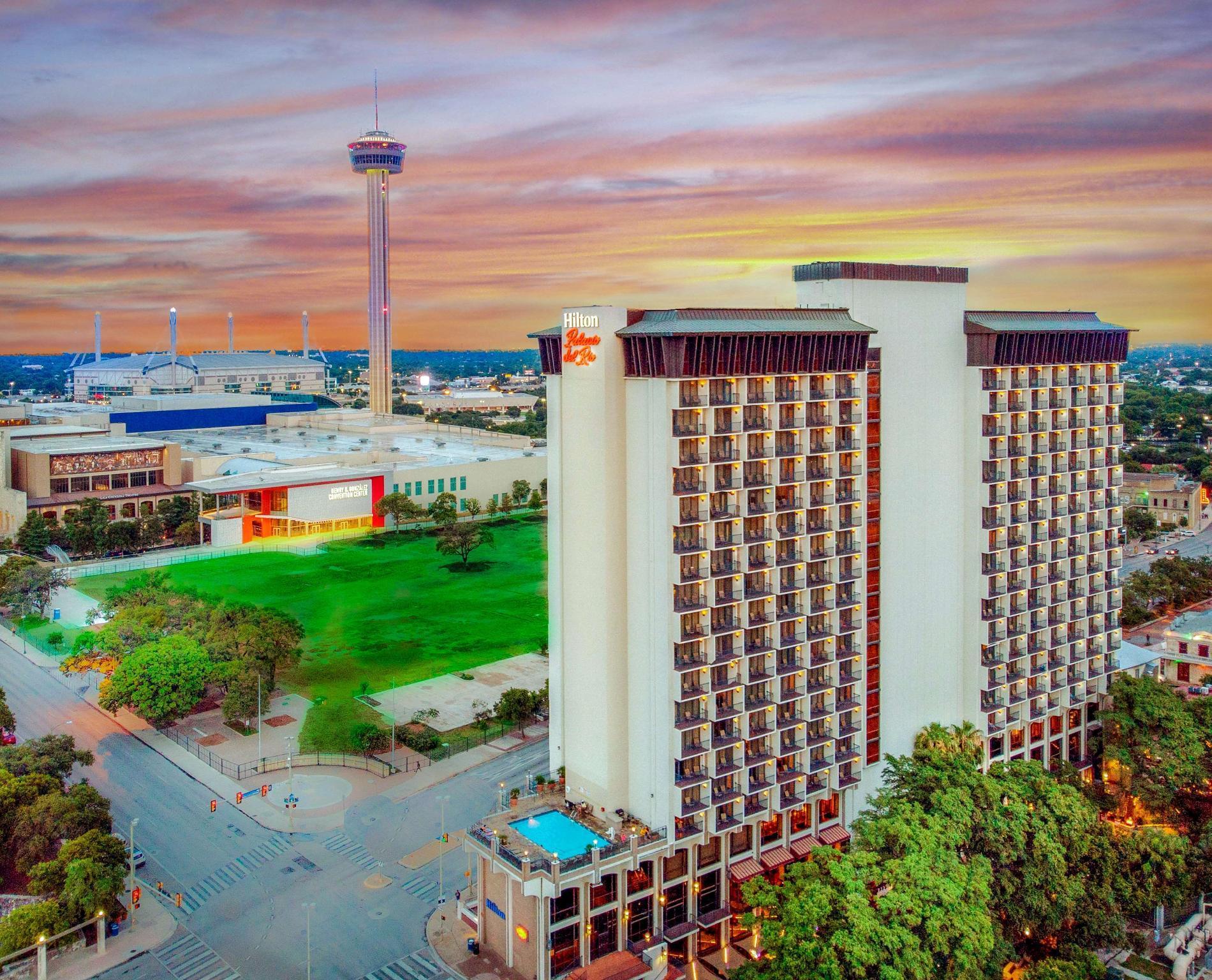 Hilton Palacio Del Rio Hotel image