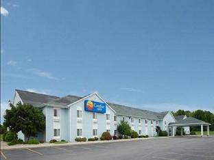 Comfort Inn Hotel in ➦ Hart (MI) ➦ accepts PayPal