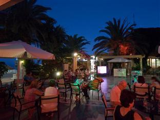 Potamaki Beach Hotel Corfu Island - Nightclub