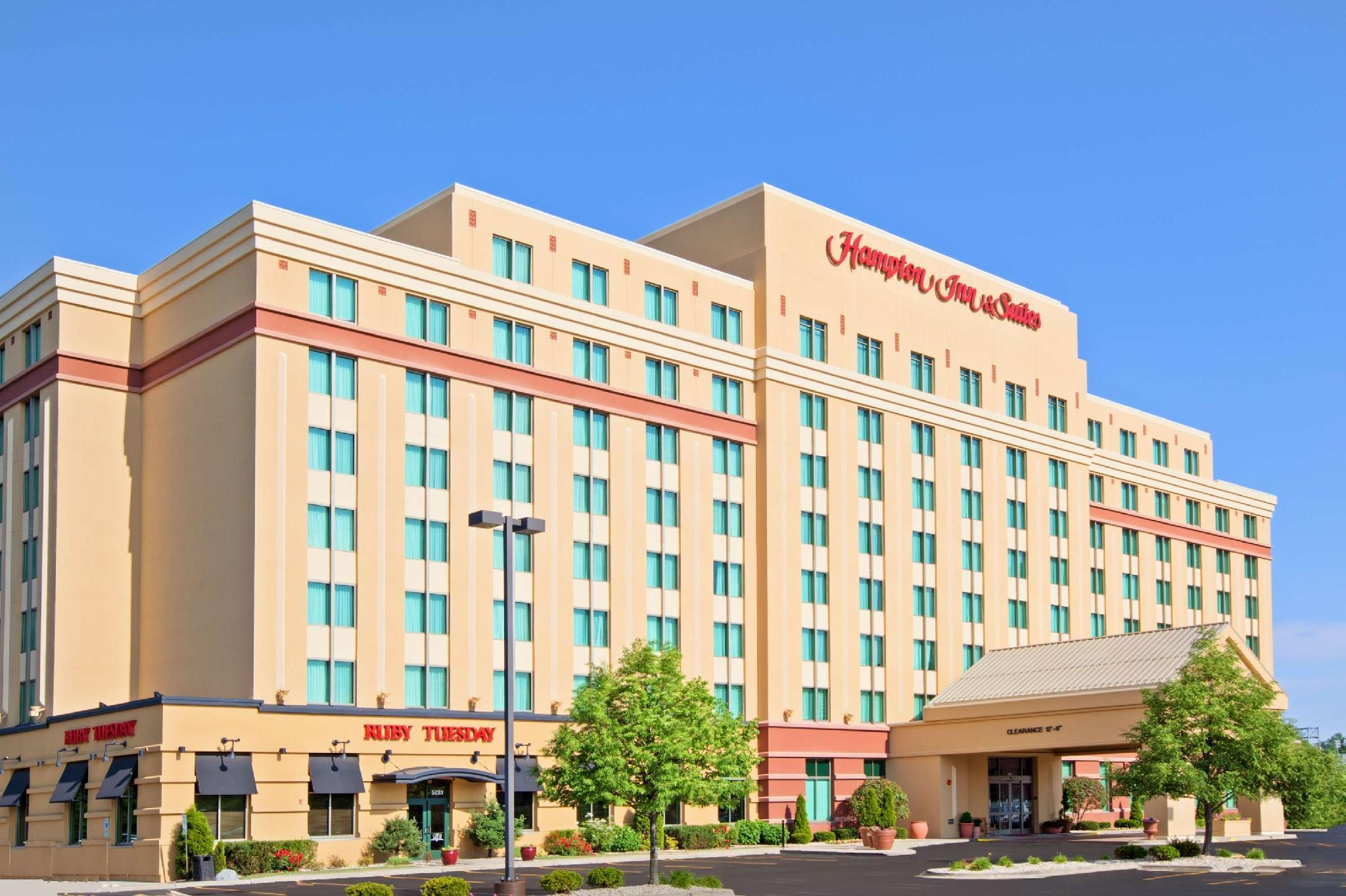 Hampton Inn & Suites Chicago-North Shore/Skokie image