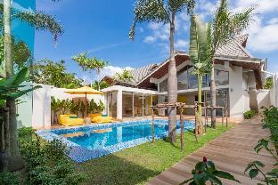 Villa Mai Tai in a beachfront villa resort