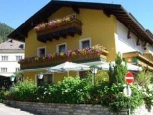 Pension Gudrun Zell Am See - Hotellet från utsidan