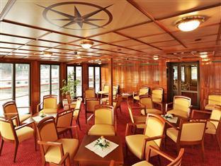 Florentina Boat Hotel Prāga - Viesnīcas interjers