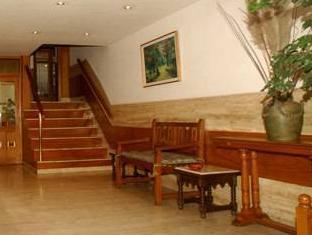 Hotel Americano Buenos Aires - Hotellet från insidan