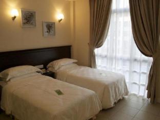 De Galleria Hotel Kota Kinabalu - Deluxe Twin