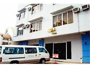 Soledad Suites Bohol - Hotellet från utsidan