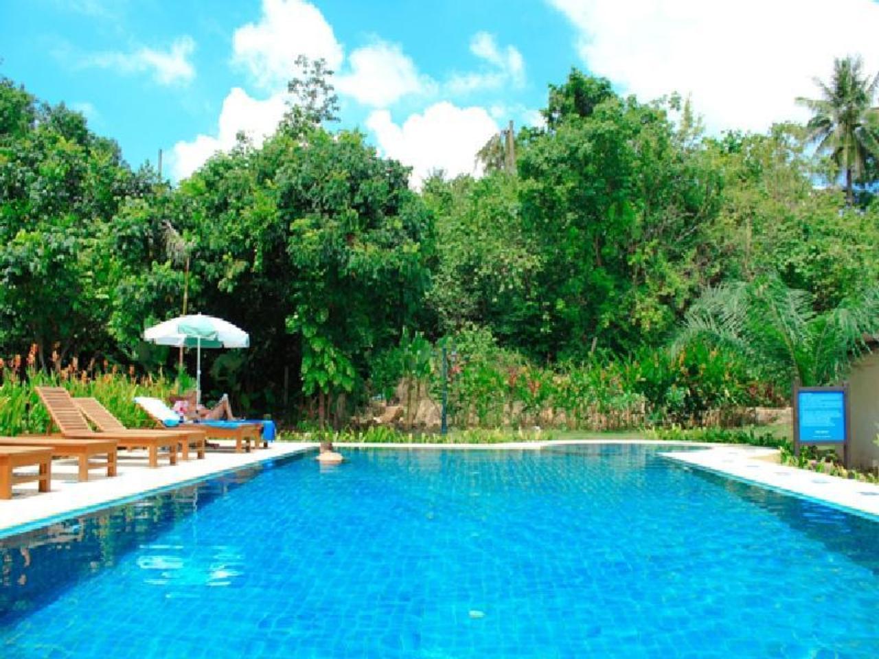 บ้านร่มไม้ รีสอร์ท (Baan Rom Mai Resort)