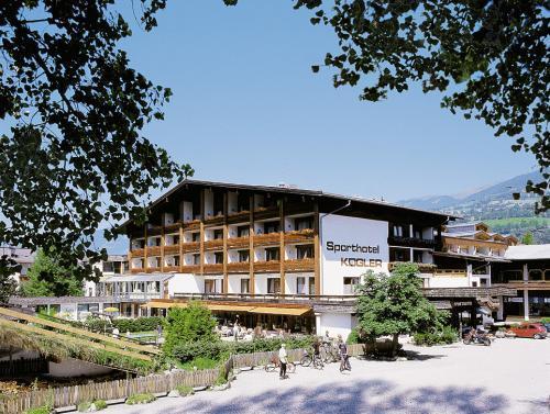Sporthotel Kogler Mittersill 4 Star Hotel In Mittersill Austria