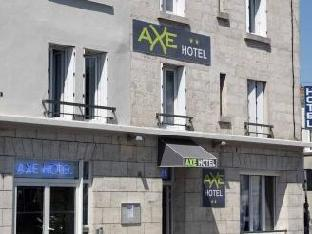 Axe Hôtel Vieux Port