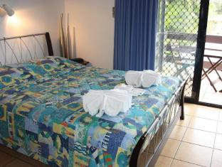 Airlie Beach Motor Lodge Whitsunday Islands - Garden Motel Suite