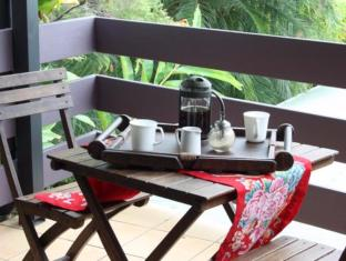 Airlie Beach Motor Lodge Whitsunday Islands - Parveke/Terassi