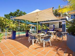 Hotell Santana Resort  i Gold Coast, Australien