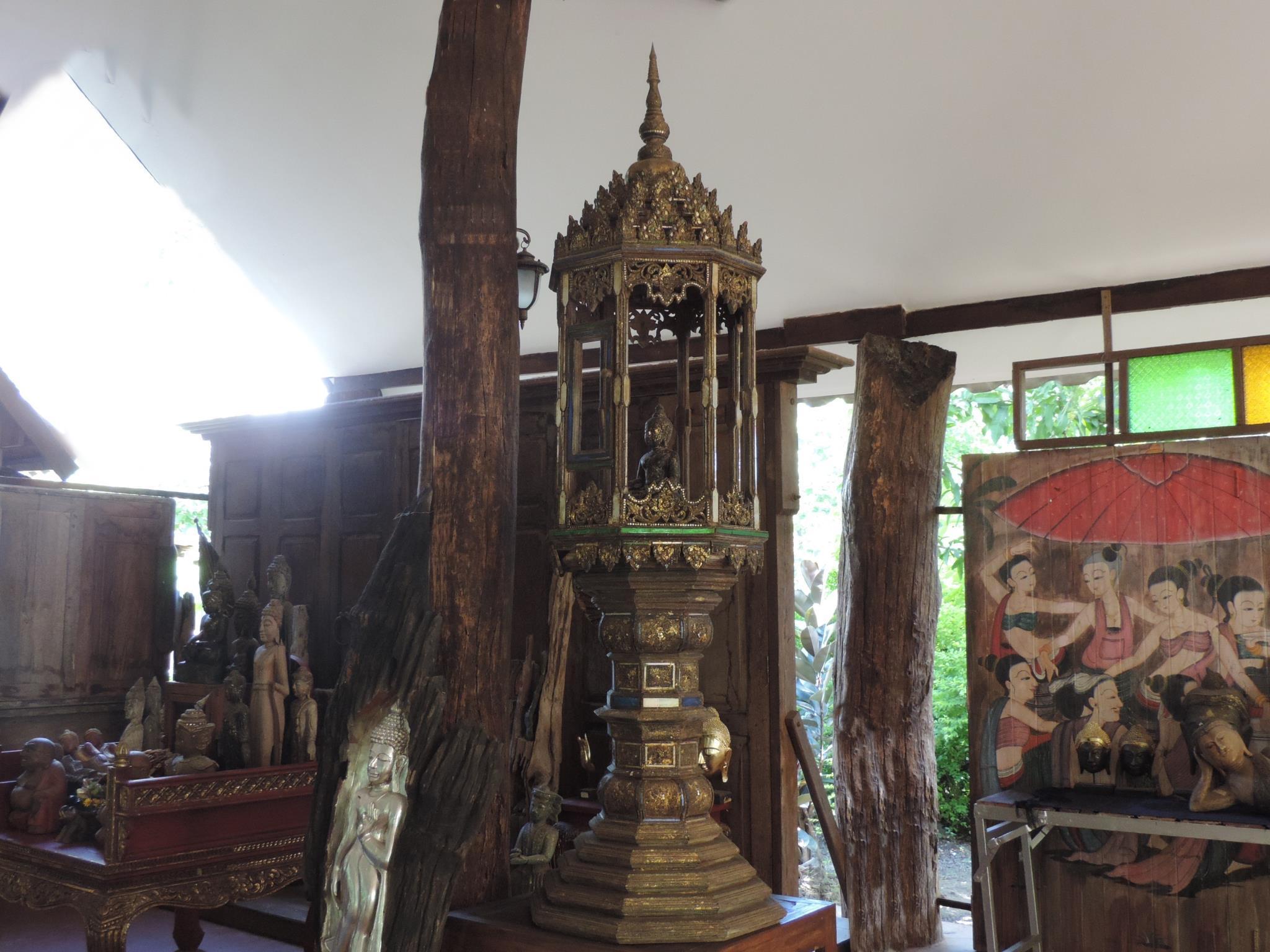Kad Sala The Museum Bed, Chiang Mai,Kad Sala The Museum Bed, Chiang Mai