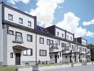 Milena Apartments Parnu - Hotellet udefra