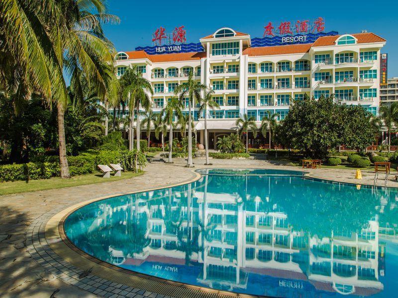Sanya Huayuan Hot Spring Seaview Resort Sanya