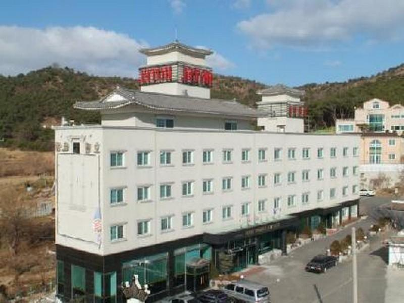 South Korea-을왕리 을왕 관광 호텔 (Ulwang Tourist Hotel)
