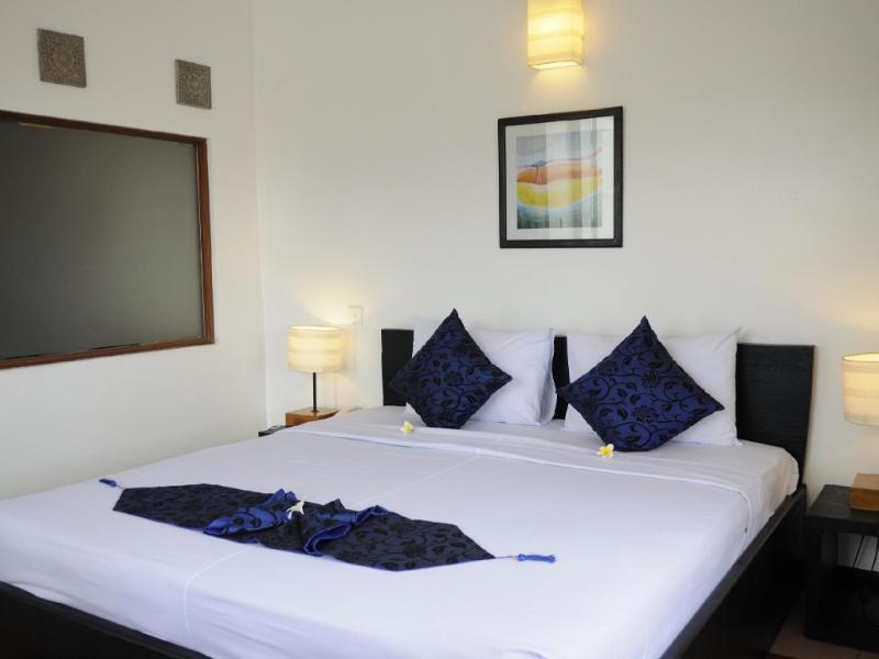 フランジパニ ヴィラ ホテル(Frangipani Villa Hotel)