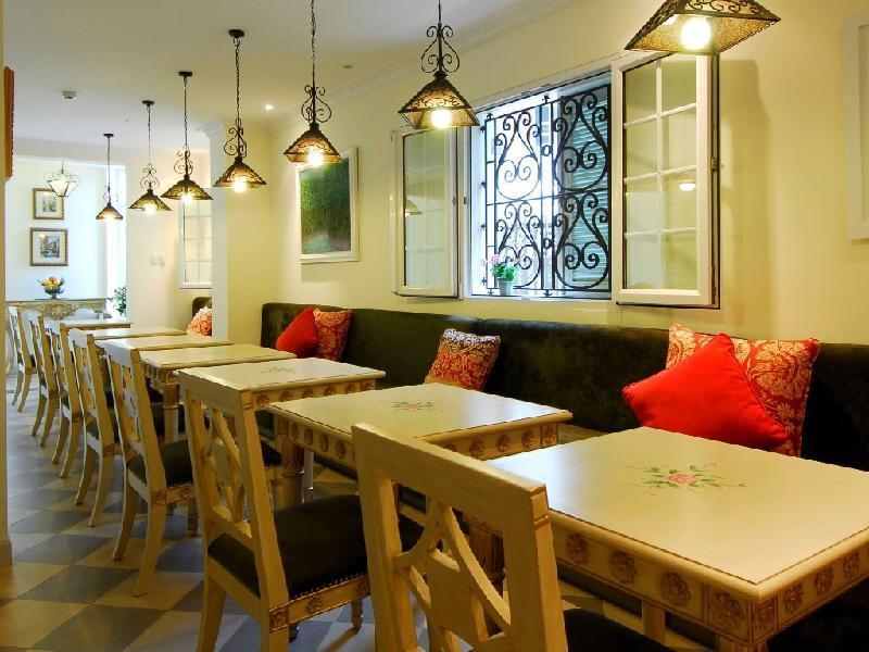 Ma Maison Boutique Hotel Saigon Ho Chi Minh City Vietnam