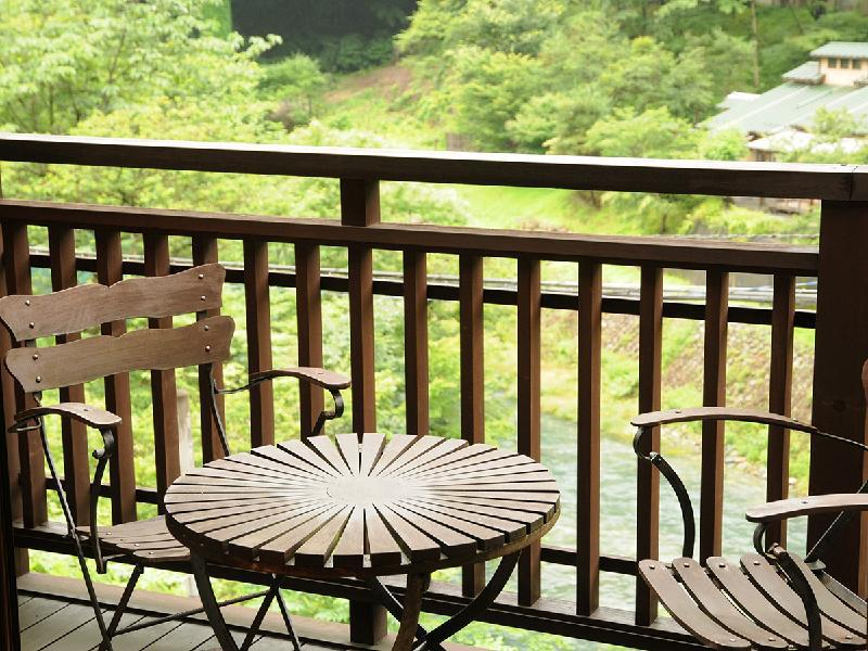 Japanese Deck Terrace Room