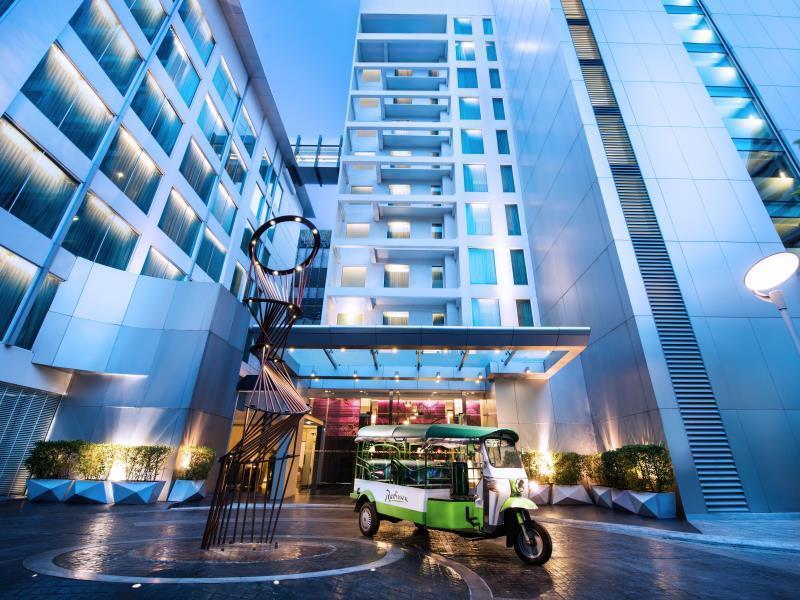 【Sukhumvit Hotel】ラディソン スイーツ バンコク スクンビット(Radisson Suites Bangkok Sukhumvit)
