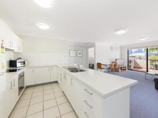 Parkview Apartments Brisbane - Kitchen