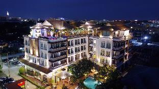 Suvarnabhumi Suite 4 star PayPal hotel in Bangkok