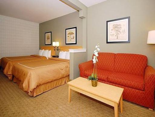 ➦  Choice Hotels    (Washington) customer rating