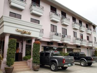 Casa Leticia Business Inn Davao Stadt - Eingang
