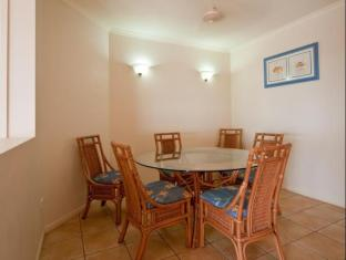 Sea Star Apartments Whitsunday Islands - Dining area