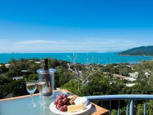 Sea Star Apartments Isole Whitsunday - Terrazzo