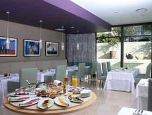 No5 Boutique Art Hotel Port Elizabeth - Restaurant