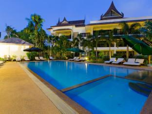The Serenity Golf Hotel Phuket - Uszoda