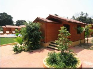 The Fern Gardenia Resort South Goa - Winter green cottage