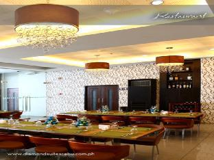 Accommodations In Cebu Hotels Diamond Suites And Residences