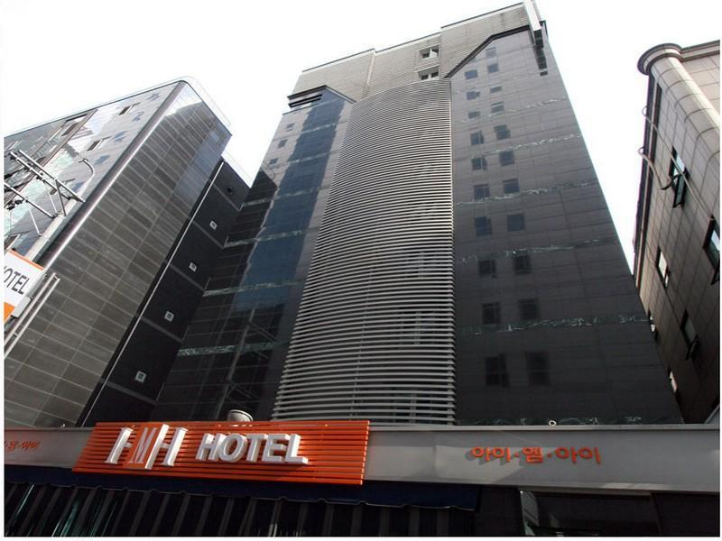 South Korea-IMI 호텔 (IMI Hotel)