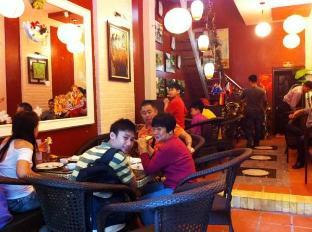 Travelmate Hanoi Hotel Hanoi - Restaurant