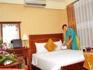 Golden Sun Lakeview Hotel Hanoi - Gästrum