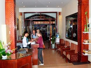 Golden Sun Lakeview Hotel Hanoi - Reception