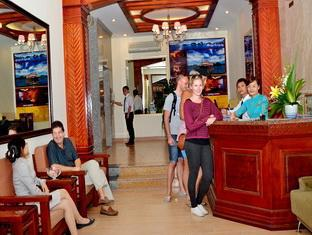 Golden Sun Lakeview Hotel Hanoi - Recepcja