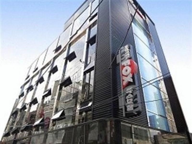 South Korea-폭스 호텔 (Fox Hotel)