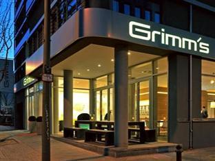 Grimm's Hotel Berlin - Hotel z zewnątrz